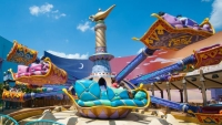 Les Tapis Volants - Flying Carpets Over Agrabah®