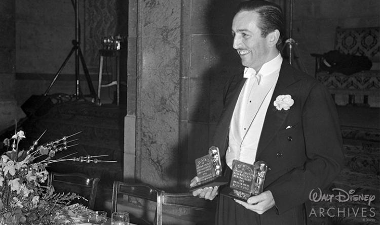 Disney en de Oscars – Jaren '40