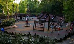Frontierland Playground
