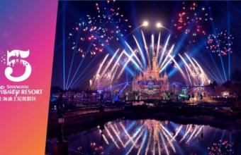 Shanghai Disney Resort's vijf fan favorieten in vijf jaar