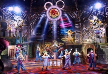 Disneyland Paris stelt nieuwe interactieve show Disney Junior Dream Factory voor in het Walt Disney Studios Park