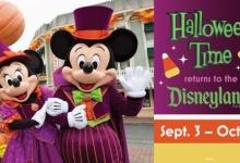 Herfstfavorieten keren terug naar Disneyland Resort met wonderbaarlijke magie voor alle leeftijden