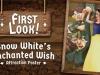 Eerste blik: Snow White's Enchanted Wish attractieposter in het Disneyland Park