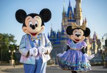 Boek uw vakantie van 2022 voor het 50-jarig jubileum van Walt Disney World!