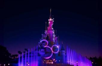 Disneyland Paris begint zijn 30e verjaardagsviering op 6 maart 2022