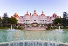 Disneyland Paris op het water