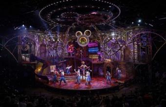 Disney Junior Dream Factory: Ontmoet de medebedenker van de show, Ludovic-Alexandre Vidal