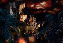 Disneyland Paris - Ride & Learn in Pirates of the Caribbean