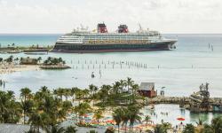 Disney Cruise Line was de eerste cruise line…