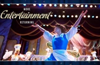 Er komt weer meer entertainment in Walt Disney World Resort deze zomer