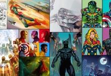 Disney's Hotel New York - The Art of Marvel krijgt meer dan 300 kunstwerken