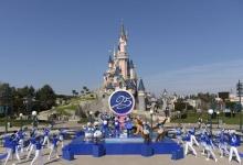 4 jaar geleden vierde Disneyland Paris zijn 25ste verjaardag