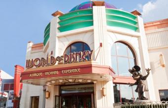World of Disney in Disney Village terug open in de weekends