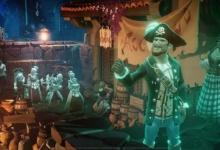 Vaar mee met Kapitein Jack Sparrow in de ultieme piraten crossover, 'Sea of Thieves: A Pirate's Life'