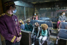 Update in verband met het mondkapjes gebruik in Disneyland Paris