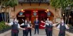 We geven de lepel door van Disneyland Paris naar EPCOT met Remy's Ratatouille Adventure