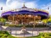 Nog mooier: King Arthur Carrousel in het Disneyland Park (VS)