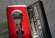 Disney's Hotel New York – The Art of Marvel sleutel