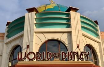 World of Disney open op 13 en 14 maart 2021.