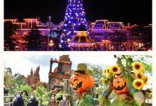 Dromen, spanning en koude rillingen: Halloween en Kerstmis keren terug naar Disneyland Paris!