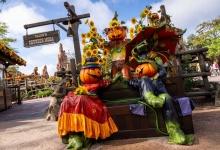 Disney's Halloween Festival keert terug naar Disneyland Paris van 1 oktober tot 7 november 2021