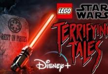 Ontdek de huiveringwekkende trailer voor 'LEGO® Star Wars: Griezelige Verhalen'