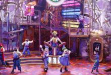 Disney Junior Dream Factory - Ontmoet Lighting Designer Tim Lutkin